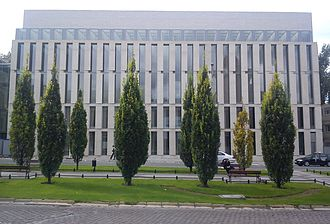 Raczyński Library - New wing of the library opened in 2013