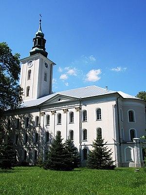 Lutheran Diocese of Cieszyn - John the Baptist Church in Bielsko-Biała