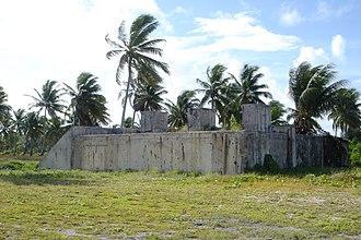 Bikini Atoll - Image: Bikini Atoll Nuclear Test Site 115011