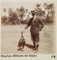 Bild från familjen von Hallwyls resa genom Egypten och Sudan, 5 november 1900 – 29 mars 1901 - Hallwylska museet - 91687.tif