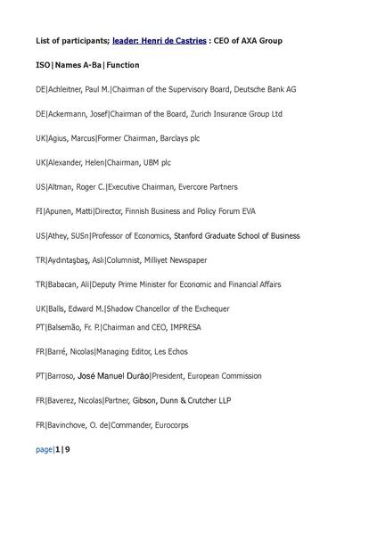 The Bilderberg Group Pdf