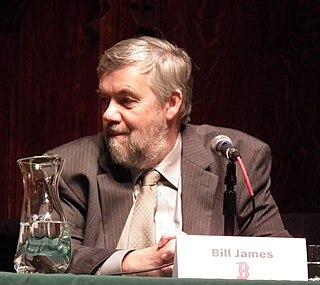 Bill James American baseball writer and statistician