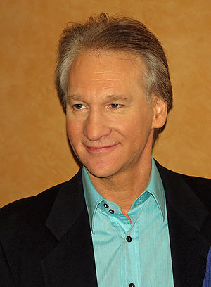 Bill Maher at the PETA screening of I Am An An...