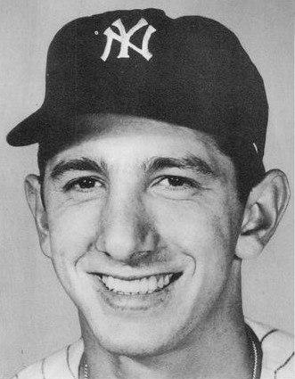 Billy Martin - New York Yankees - 1957