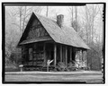 Biltmore Forestry School, Black Forest Lodge, Brevard, Transylvania County, NC HABS NC-402-F-3.tif