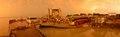Bir Shrestha Jahangir - IMO 9006095 - Inland RORO Cargo Ship and WBSTC Volvo Bus Sauhardya-1 - WB 23 B 9223 - Daulatdia Ferry Jetty - River Padma - Goalanda - Rajbari 2015-05-29 1380-1386.tif