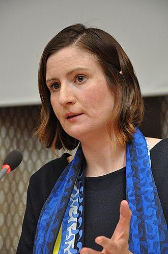 Minister for EU Affairs (Sweden) - Image: Birgitta Ohlsson.EU dagen 2011 1c 379 6285