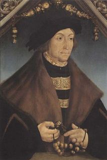 George of the Palatinate German nobleman; Bishop of Speyer