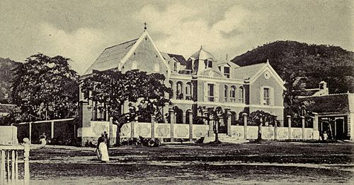 Bishop's House, Cap-Haitien - Haiti, her history and her detractors.jpg