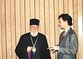 Bishop Irinej and Dejan Stojanovic (4).jpg