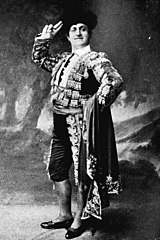 Bizet - Carmen - Pasquale Amato as the toreador - Herman Mishkin - The Victrola book of the opera.jpg