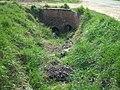 Blüßengraben Mündung Zulauf Westen oben.jpg