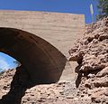 Black Hills Back Country Byway overpass 8150, N end from E 1.JPG
