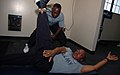 Black History Month Feature, Fitness center NCO strives to build up Soldiers inside and out 100122-A--047.jpg
