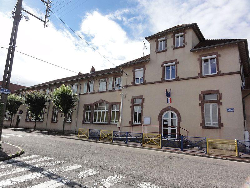 Blainville-sur-l'Eau (M-et-M) école