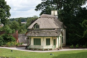 The dairy house at Blaise Castle Estate, in mi...
