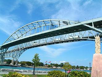 Ralph Modjeski - Blue Water Bridge