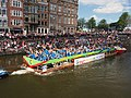Boat 28 Proud to be scout, Canal Parade Amsterdam 2017 foto 4.JPG