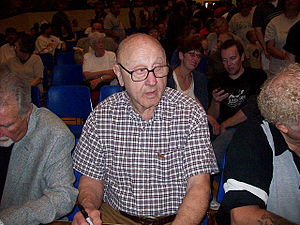 Bob Geigel - Geigel in April 2009
