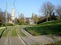 Bobigny - Voie de tramway - Parc de la Bergere.jpg