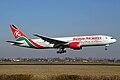 Boeing 777-2U8ER Kenya Airways 5Y-KQT.jpg