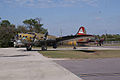 Boeing B-17G-85-DL Flying Fortress Nine-O-Nine Landing Taxi 24 CFatKAM 09Feb2011 (14797375027).jpg