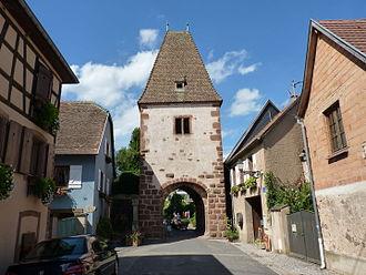 Bœrsch - Image: Boersch 009