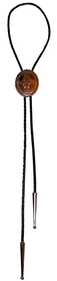 Cowboy Tie Western Styling Western Bootlace Bolo Tie Bolo Tie Necklace Western Tie