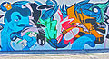 Bondi, 4 - Graffiti - Bondi Beach, 2011.jpg