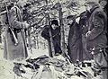 Borci Šercerjeve brigade pri počitku na Graški gori 21 februarja 1944.jpg