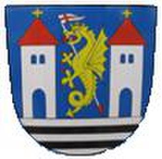 Bořitov - Image: Boritov znak