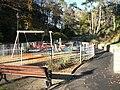 Boscombe Chine Gardens, children's playground - geograph.org.uk - 619599.jpg