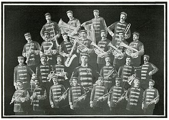 History of Butte, Montana - Boston and Montana Band, Butte's longest-standing local band, formed in December 1887.