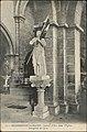 Bourbonne-les-Bains, Jeanne d'Arc dans l'Église inaugurée en 1910 CP 5523 PR.jpg