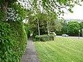 Bournemouth , Wallisdown Road Pavement - geograph.org.uk - 1312825.jpg