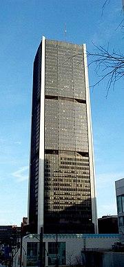 Tour de la Bourse (Stock Exchange Tower)