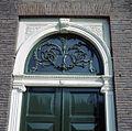 Bovenlicht boven de voordeur in de voorgevel - Harlingen - 20380835 - RCE.jpg