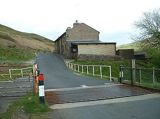 Bowland Forest High - Image: Bowland Mountain Rescue Team Centre geograph.org.uk 69087