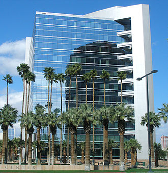 Boyd Gaming - Boyd Gaming's Executive headquarters at Howard Hughes Center