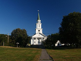 Boylston, Massachusetts - Boylston Town Common