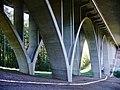 Brücke der BAB A8 über des Tal des Rohrbachs - panoramio.jpg