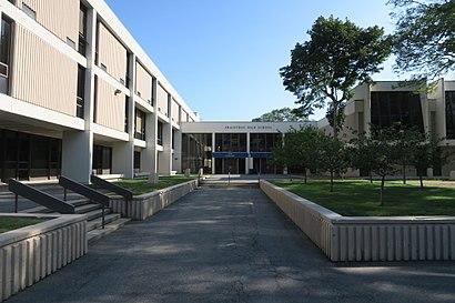 Comment aller à Braintree High School en transport en commun - A propos de cet endroit