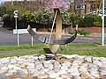 Bramford sculpture - geograph.org.uk - 1241628.jpg