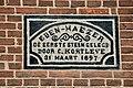 Brandwijk - Gijbelandsedijk 54 - Eben Haëzerkerk- Eerste steen.JPG