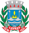Coat of arms of Lavras