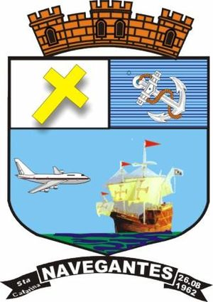 Navegantes - Image: Brasao navegantes