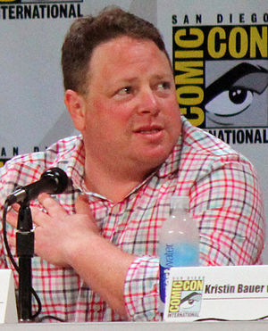 Brian Buckner - Bucker at the True Blood panel at the San Diego Comic-Con International in July 2014