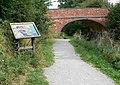 Bridge 32, Clark's Bridge - geograph.org.uk - 944763.jpg