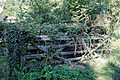 Bridleway entrance gate Quendon Essex England.jpg