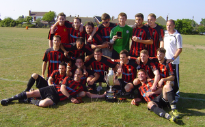 Brightlingsea Regent F.C. - Essex and Suffolk Border Football League 2010–11 Champions